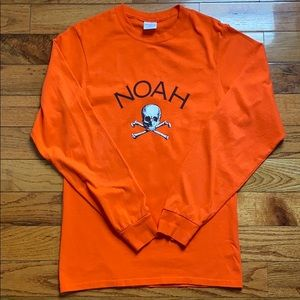 Noah NYC Long Sleeve shirt